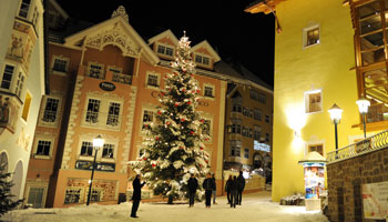 Holiday apartments Ortisei