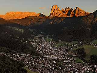 Val Gardena Apartments central located